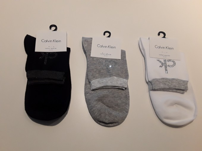 lagoon-embourg-calvin klein-chaussettes dames strass