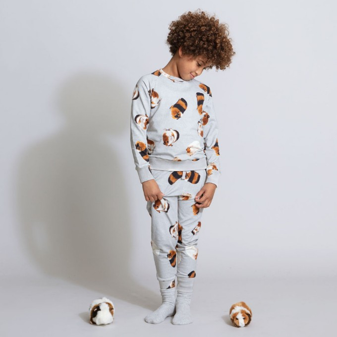lagoon-snurk-pyjama enfants-trainings-cavia mani